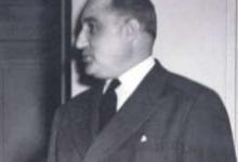 صورة تعيين ادمون حمصي وزيراً مفوضاً في بريطانيا