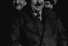صورة تصريح دومارتيل حول التحضير لعقد المعاهدة السورية – الفرنسية