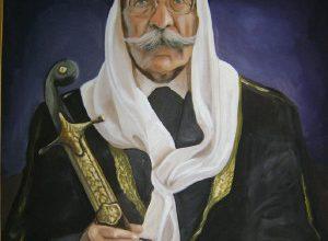 صورة رسالة الرئيس شكري القوتلي إلى سلطان باشا الأطرش