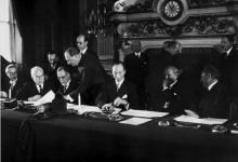 صورة المعاهدة السورية – الفرنسية 1936