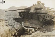 صورة شهيد سوري في حرب حزيران 1967