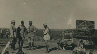 تحرير دمشق 1918 - بصوت سلطان باشا الأطرش...