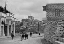 صورة مدينة صافيتا عام 1950