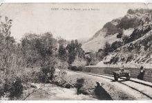 صورة ريف دمشق 1907 – بطاقة بريدية ززوادي بردى  – قرب بسيمة