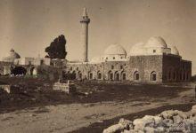 صورة جبلة 1930 – مسجد السلطان ابراهيم