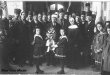 صورة الشيخ تاج الدين الحسني في حلب 1935