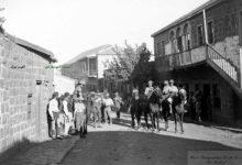 صورة السويداء 1918: دخول القوات الاسترالية