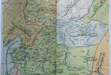 صورة خريطة ولاية حلب 1907