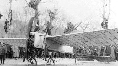 طائرة صادق و فتحي 1914