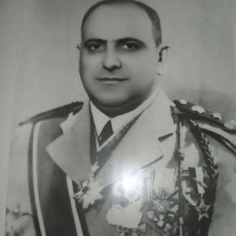 باسل عمر حريري  - اللواء أركان حرب أنور بنود .. قائد الجبهة السورية