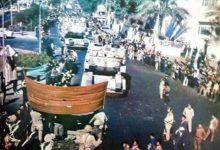 صورة قوات عراقية في بغداد بعد مشاركتها في حرب تشرين 1973