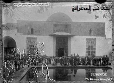 المدرسة الشعبانية في حلب