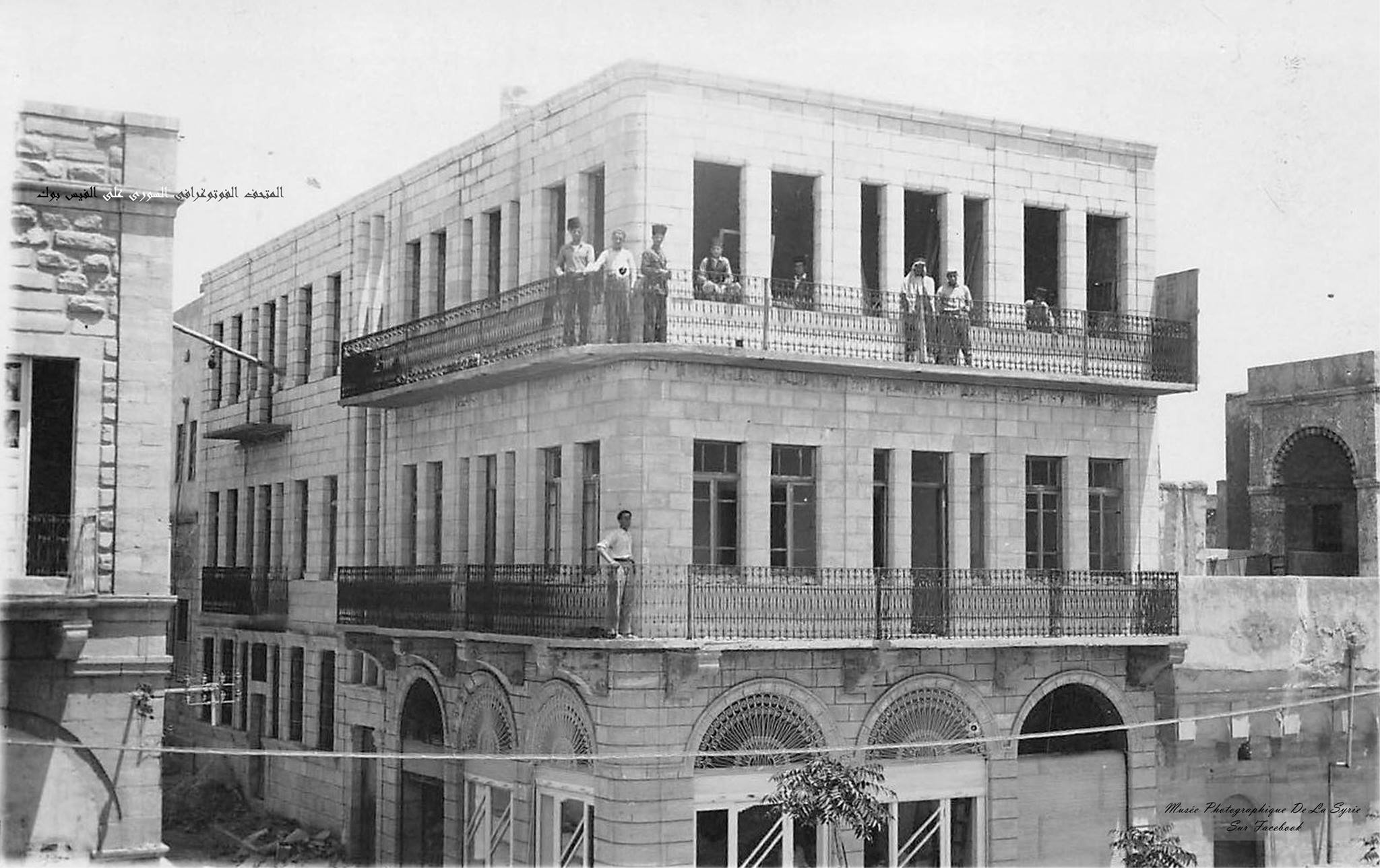 دير الزور- فندق مراد
