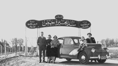 عبد الهادي النجار: شيفروليه حمصية والشهرة رحبانية