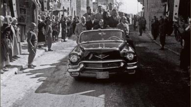 حلب- تيتو وجمال عبد الناصر في شباط 1959