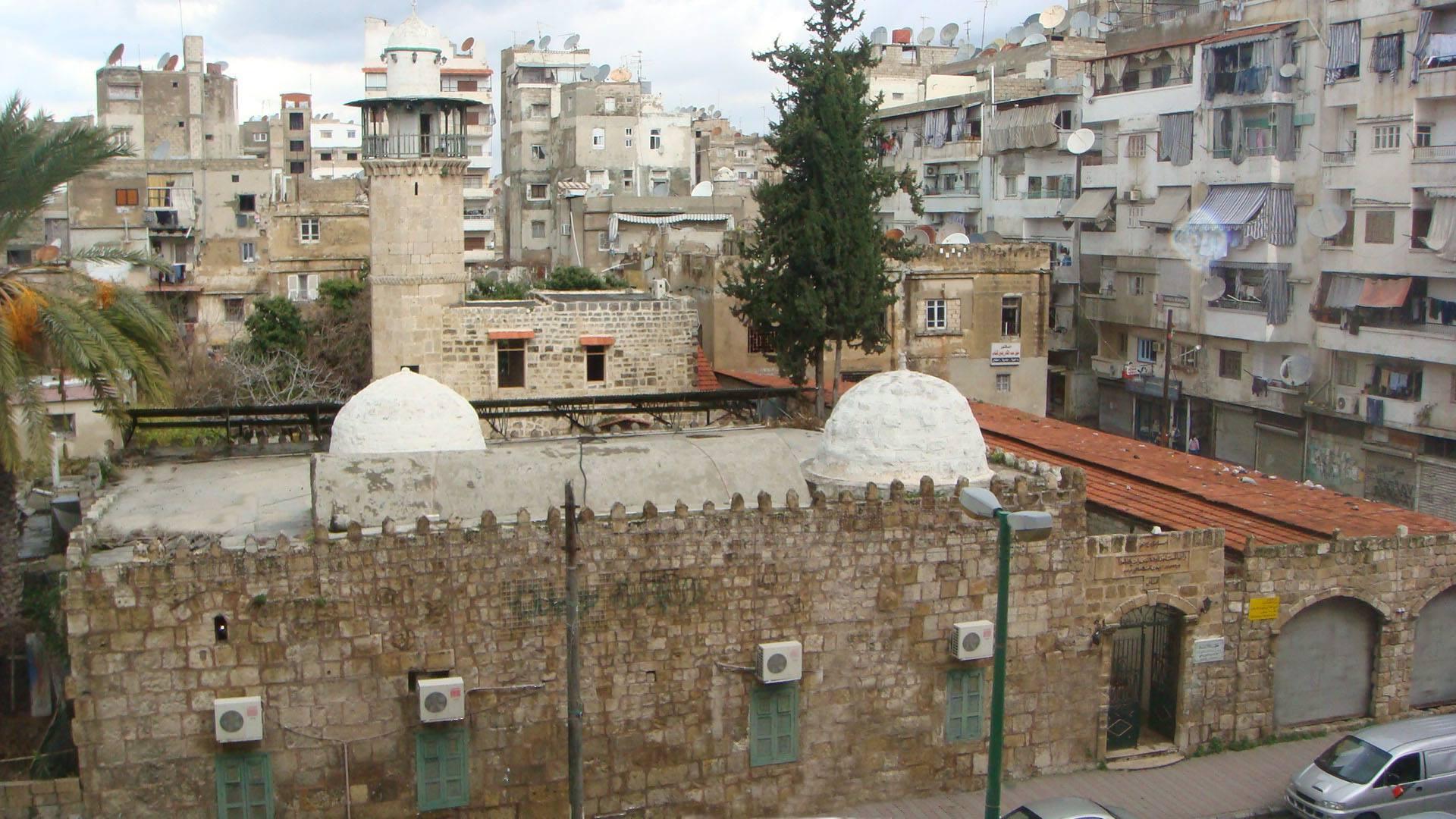 اللاذقية - مسجد الأمشاطي