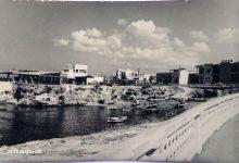 صورة اللاذقية – مينة القزيز ومقهى العصافيري 1959