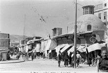صورة الأسواق في دمشق