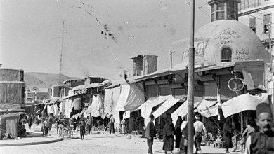 الأسواق والمعارض في دمشق