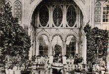صورة دمشق – قصر مراد اغا القوتلي في حي سيدي عمود