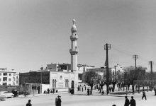 صورة دمشق- جامع المولوية في شارع النصر