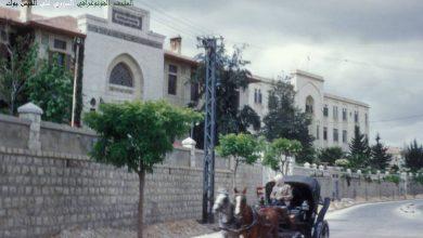 دمشق - أمام مدرج جامعة دمشق