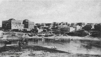ميناء جبلة القديم