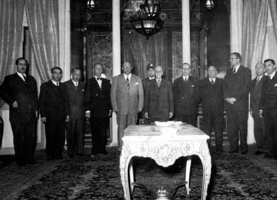 الإنقلاب على الشيشكلي شباط 1954