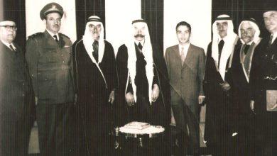 سلطانباشاالأطرشوالملك حسين ملك الاردن