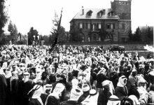صورة السويداء 1937: عودة سلطان الأطرش من المنفى