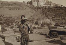 صورة قلعة الحصن 1938