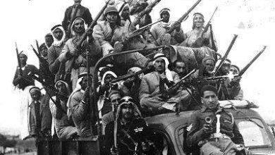 صورة موقف الجيش السوري من حرب 1948