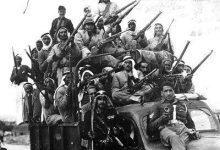 صورة متطوعون سوريون للقتال في حرب فلسطين 1948