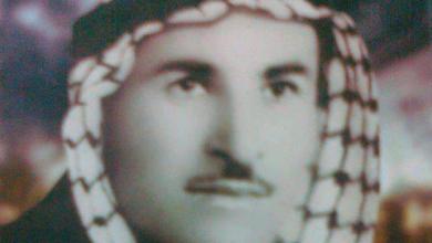 الشيخ حمود الياسين العليوي