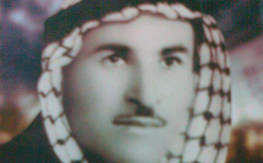 صورة الشيخ حمود الياسين العليوي