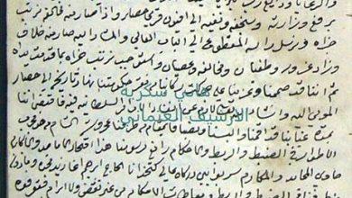 عبد الله باشا الخزندار والي صيدا وخصمه والي دمشق