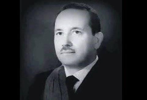 باسل عمر حريري - القاضي عبد القادر الأسود