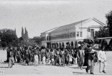 صورة دمشق – دار المشيرية العسكرية العثمانية 1904