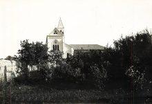 صورة كنيسة اللآتين ساحة النجمة – دمشق..بداية الثلاثينات