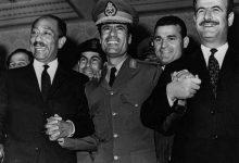صورة العلاقات السورية – الليبية