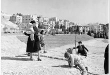 صورة دمشق – ســــاحة المهاجرين آخـــر الخـــط…1959