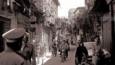 صورة دمشق – القنوات 1976