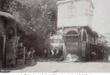 صورة سوق المحايرية و السروجية بعدسة ماكس فون أوبنهايم