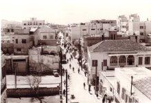 صورة اللاذقية – صورةٌ قديمةٌ لنهاية شارع هنانو..