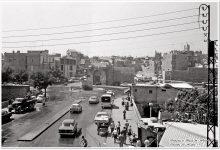صورة دمشق – بــــاب تـــــــوما في السبعينيات