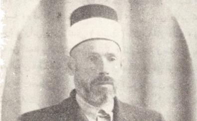 صورة عمر البيطار.. زعيم ثورة صهيون في الحفة