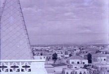 صورة اللاذقية: البرج الشمالي لكنيسة اللاتين في شارع بغداد
