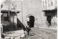 صورة دمشق – بــــــاب شــــرقي 1935
