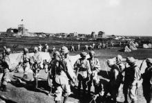 صورة القوات السورية في معركة ميسلون 1920