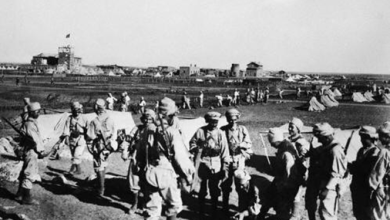 القوات العربية في معركة ميسلون 1920
